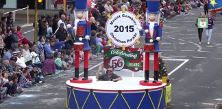 Mount Gambier Christmas Parade
